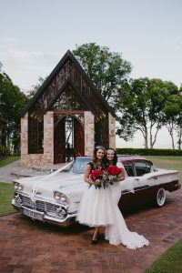 One of my all time favourites! If you want a chapel wedding, definitely take a look!