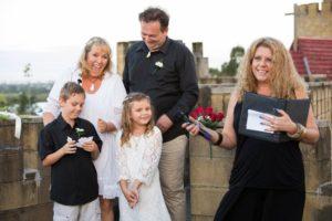 Family love at Sunshine Castle