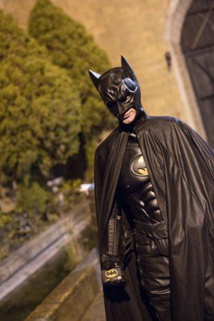 Shhh! I married Batman!