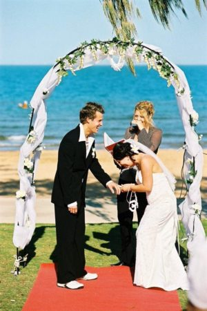 Awesome wedding fun