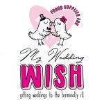 I'm a proud supplier to My Wedding Wish - gifting weddings to the terminally ill