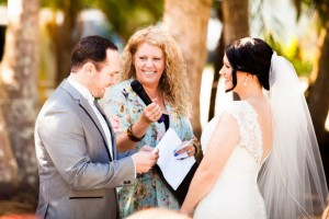 HINT!! You don't need to memorise your vows - ask your celebrant to print them off for you